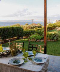 Marina's paradise summer house