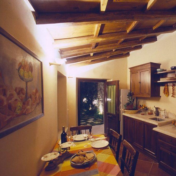 Drosostalida Kitchen