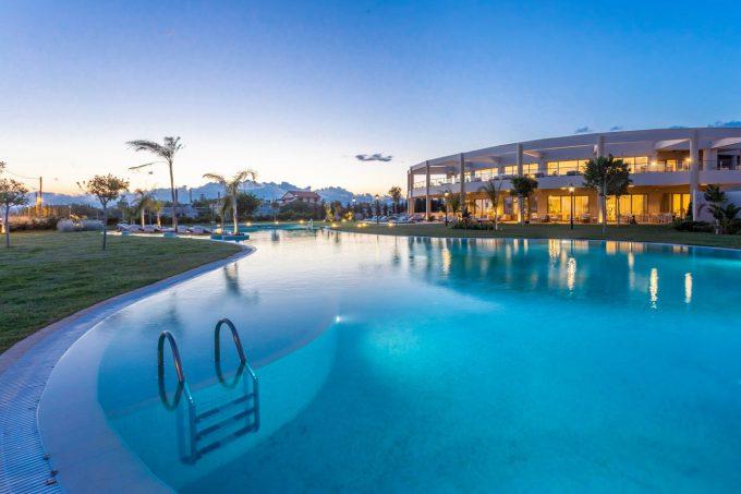 Elysian Hotel Pool View 1