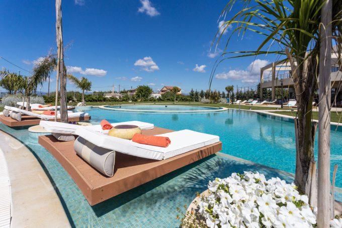 Elysian Hotel Pool View 2