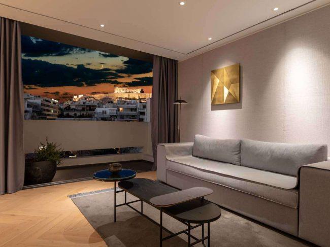 Acropolis Designers Penthouse
