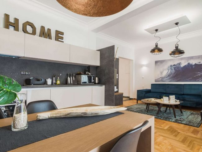 Acropolis Executive Suite
